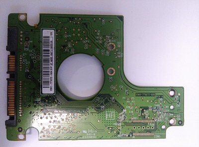Western Digital PCB 2060-771672-004 REV A