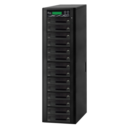 Tower Series Multi Target Hard Drive Duplicator 1 to 13 HDD/SSD