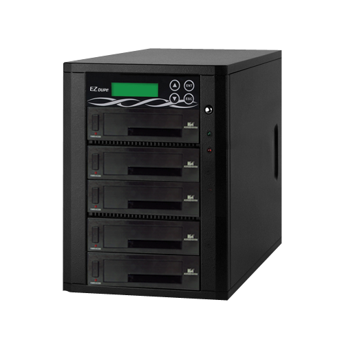 Tower Series Multi Target Hard Drive Duplicator 1 to 4 HDD/SSD