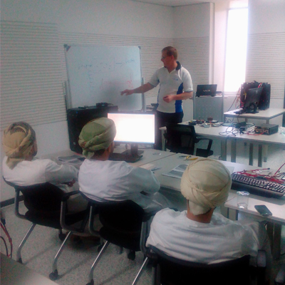 International Data Recovery Training